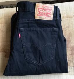 Levi´s jeans 505 Black W 32/32