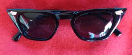 """Sunglasses """"60ties"""" Black"""
