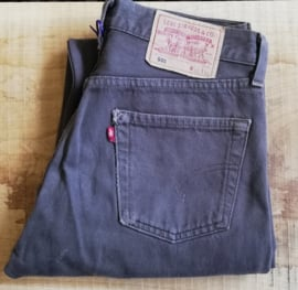 Levi´s 501 Brown Jeans W 30/34