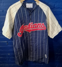 Baseball Jersey Indians - Size L