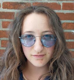 Sunglasses blue/black