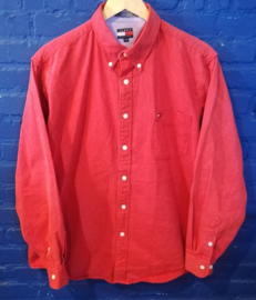Red shirt Ralph Lauren Size: L
