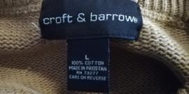 Jumper Croft & Barows Size:L