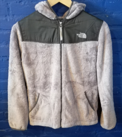 Grey fleece vest Size: M  The North Face