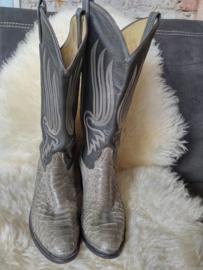 Jony Lama cowboy boot size 38,5