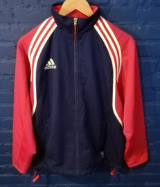 Adidas track top - Size L