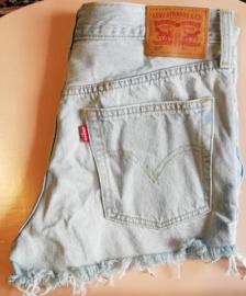Levi's shorts  pale blue Size W27