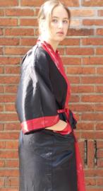 Kimono double sided black/red Size: L/XL