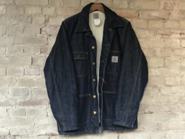 Carhartt lined denim jacket - Size XL