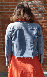Collarless denim jacket Levi's Size: M