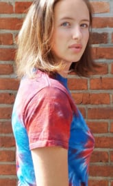 Tie-dye shirt - Size S/M