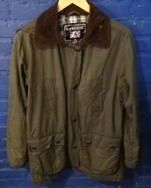 Wax coat size: S