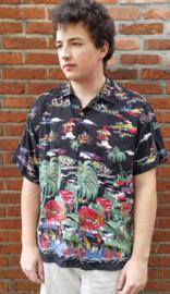 Hawaii Shirt Size: L/XL