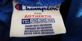 Champion hoodie blue Size: L