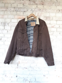 Lined Levi's jacket - Size XL