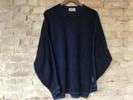 Carlo Colucci knitted sweater - Size XL