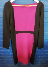 Dress in black/purple Size: M