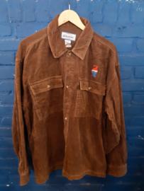 Corduroy shirt Size: XL