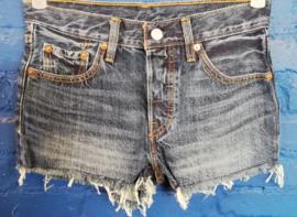 Levi's shorts blue Size W24