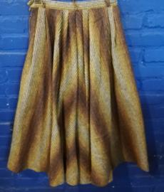 Woolen skirt Size: XS