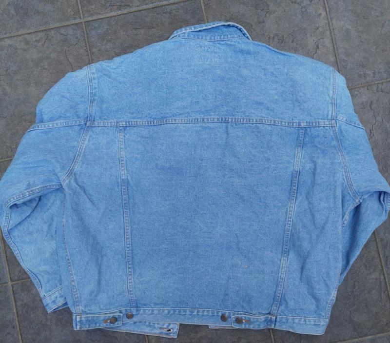 Denim jacket light blue Copperfield Size: XL/XXL