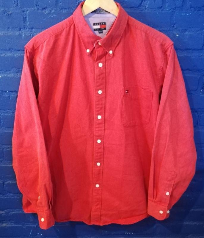 Red shirt Ralph Lauren Size: L