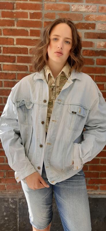 Denim jacket LEE Size: XL/XXL