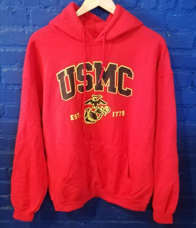 USMC american sweater Size: L