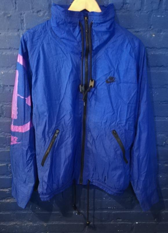 Nike lined jacket Size: M