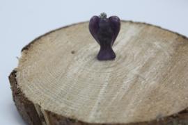 Engelen hanger Amethist 3 cm