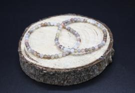 Edelstenen Armbanden 4 mm
