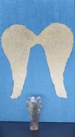 Engel van Fluoriet 5 cm