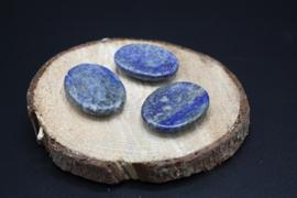 Duimsteen Lapis Lazuli 3,5 tot 4,5 cm