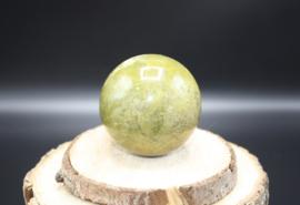 Groene Opaal Bol 6 cm