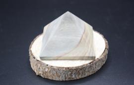 Polychroom Jaspis Piramide