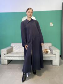 Extra long coat