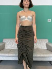 Draw string skirt