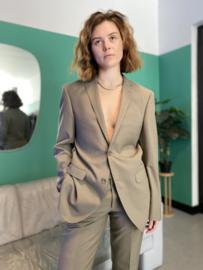 Green / Grey suit