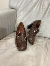 Loafer heels
