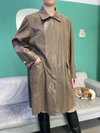 Glossy jacket