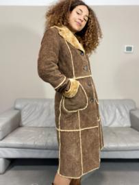 Vegan lammy coat
