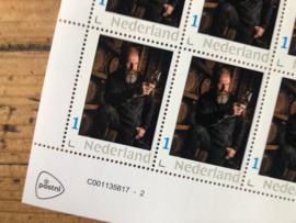 Bus Whisky postzegelvel | Collection Edition Master Distiller | 10 stuks