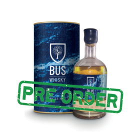 Bus Whisky Batch no2 - 1 fles 50cl | pre-ordering