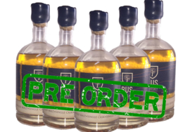 Bus Whisky Batch no1 - 5 flessen 50cl | pre-ordering