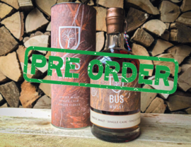 Bus Whisky Special | Sherry finish 50cl + koker | Pre-order