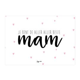 mama de beste kaart