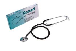 Stethoscopen flat chestpiece, enkel