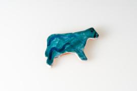 Magneet dier of hartje Lissy Odenhoven