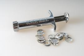 extruder pers (handmodel)