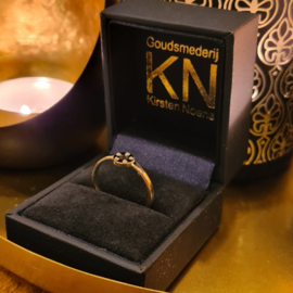 Diamanten ring